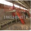高产量玻镁板制板机低价格玻镁防火板生产设备