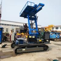 边坡支护锚杆钻机 全液压履带式锚固钻机产品介绍