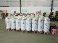 市面上无塔供水器的材质产品