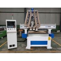 河北衡水奎刻四工序三工序双工序木工雕刻机开料机木工机械