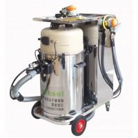 环保智能汽车打磨机干磨机汽车油漆打磨机无尘打磨机