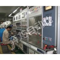 塑壳断路器自动延时检测生产线