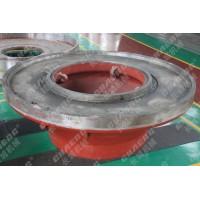 新乡长城专业加工各种型号立磨磨盘铸钢件