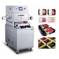 冷鲜肉熟食气调保鲜包装机,鲜肉气调保鲜包装机