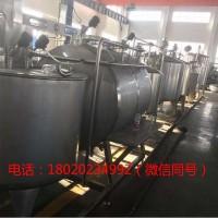 果汁热灌装生产线