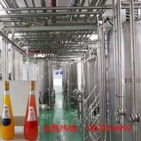 全自动玻璃瓶装酒饮料生产线设备