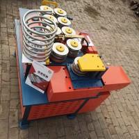 九轮数控弯管机大棚温室顶弯机液压一体机