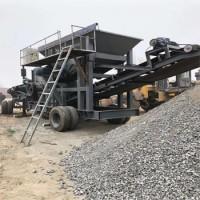 大型移动式破碎机生产厂家 河北若亚机械有限公司