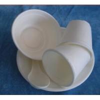 纯淀粉全降解餐具及包装制品生产流水线