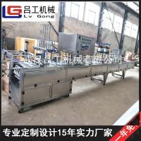 盒装干燥剂包装生产线 武汉全自动化除湿盒颗粒灌装封口机厂家