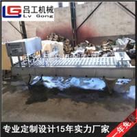 碗面封口机厂家 碗面自动压盖机 桶装面包装生产线设备
