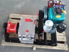 腾维柴油绞磨机 常柴机动绞磨机的厂家