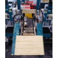 木工数控双端铣榫机 自动双端开榫机  木工两头开榫机 榫头机