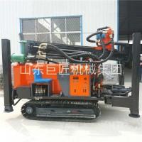 FY-260履带式气动水井钻机 潜孔钻井机气动水井钻机